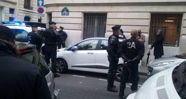 Ambassade du Congo à Paris dégradée: Une vingtaine d'interpellations