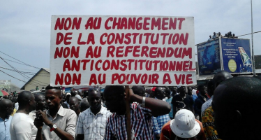 Vive tension à Brazzaville après l'interdiction d'une manifestation de l'opposition