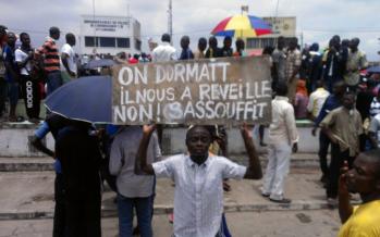 Congo : désobéissance civile jusqu'au retrait du projet de Constitution