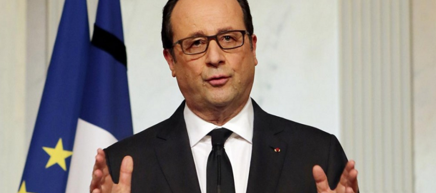URGENT – DIPLOMATIE : Hollande condamne les violences au Congo