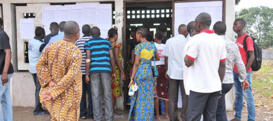 Présidentielle au Congo: plus de deux millions d'électeurs pour départager 9 candidats