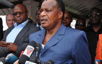 Congo: Critiqué par Paris et Washington sur le référendum, Sassou tente de «séduire» Moscou