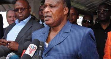 Sassou Nguesso promet des élections libres et transparentes