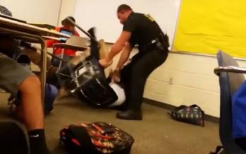 VIDÉO – Arrestation dégradante d'une lycéenne noire dans une école aux Etats-Unis