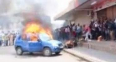 RDC : le taximan qui s'est immolé est décédé