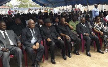 Congo: l'opposition honore la mémoire de ses militants