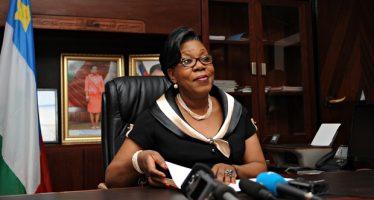Centrafrique : Catherine Samba-Panza crée un poste d'ambassadrice pour sa fille