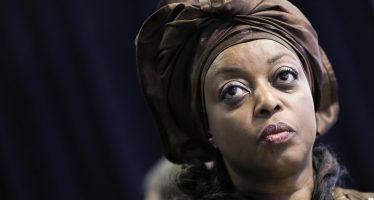 Diezani Alison-Madueke, ancienne ministre nigériane du Pétrole a été arrêtée à Londres