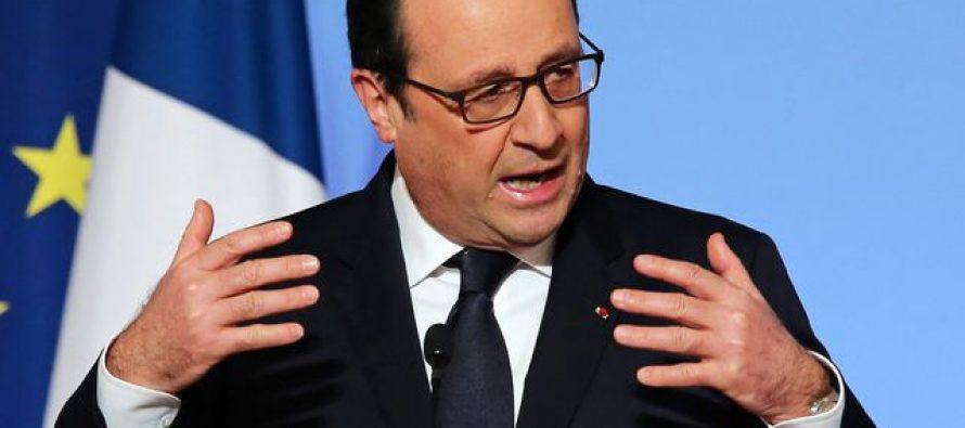 Référendum au Congo: François Hollande donne raison à l'opposition congolaise