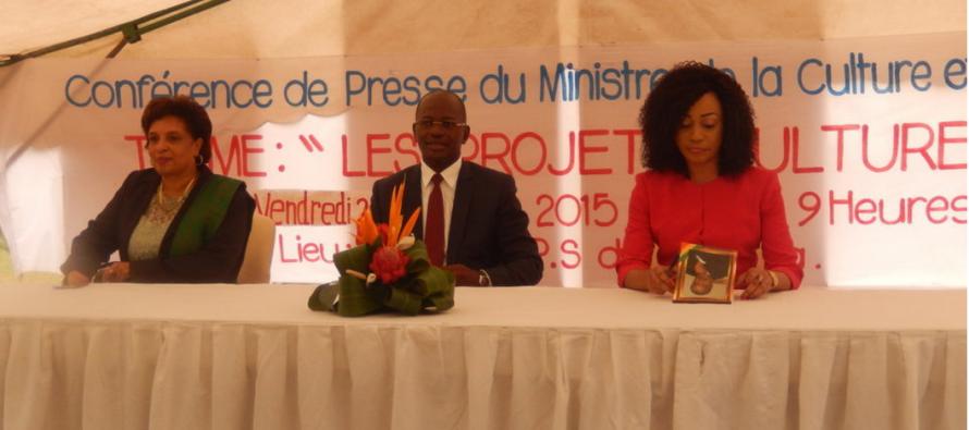 Congo: le ministre de la culture et des arts, Bienvenu Okiémy annonce un programme