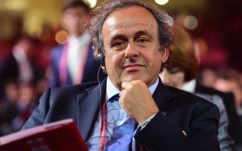 FIFA : Michel Platini parmi les 8 candidats en lice pour la succession de Sepp Blatter