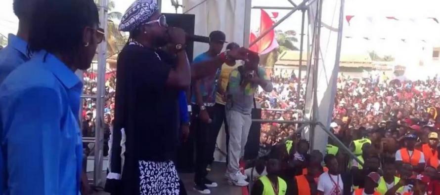 Luanda: le nouvel Eldorado des musiciens RD-Congolais
