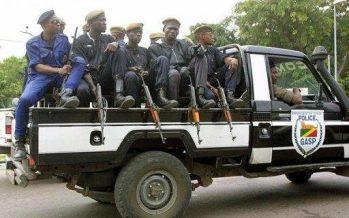 Brazzaville: la police a dispersé la conférence de presse de l'opposition IDC-FROCAD