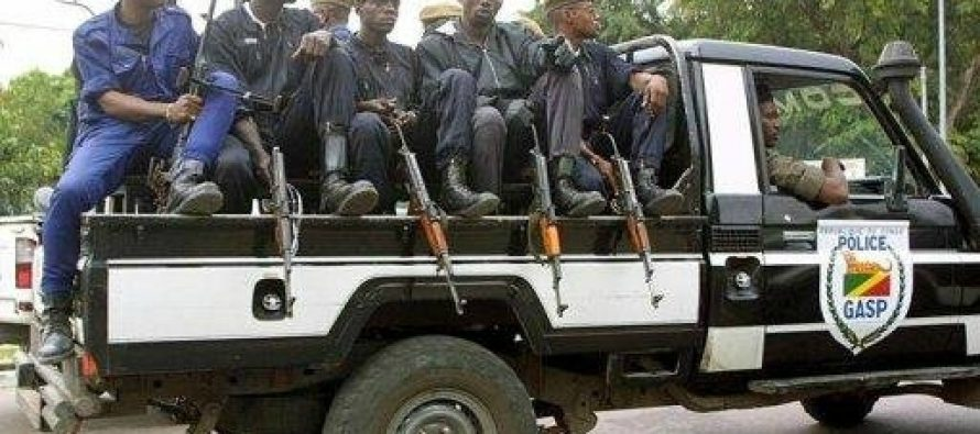 Brazzaville : Un agent de la Force publique à la gâchette facile!