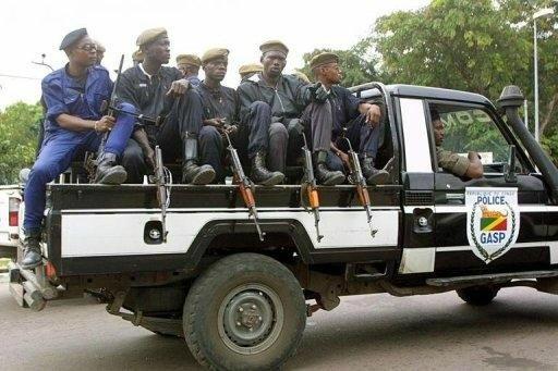 Des patrouilles de police|Image d'archive