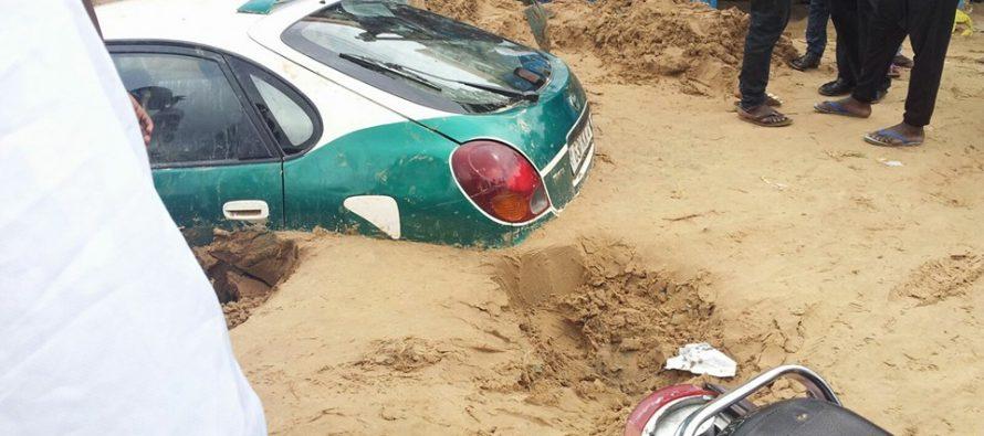 Mise en place d'une cellule de crise pour les sinistrés des pluies à Brazzaville