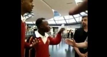 VIDEO – Des étudiants africains virés d'un Apple Store en Australie !