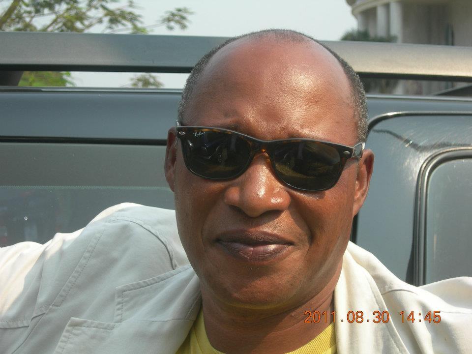 Marion Michel Madzimba Ehouango