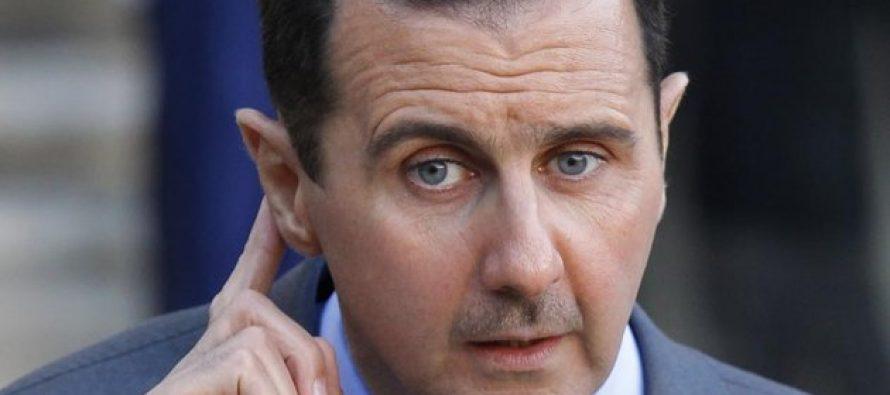 Assad: la paix reviendra quand l'Occident cessera de soutenir les terroristes