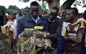 Un bébé a survécu par miracle à un écrasement d'avion au Soudan