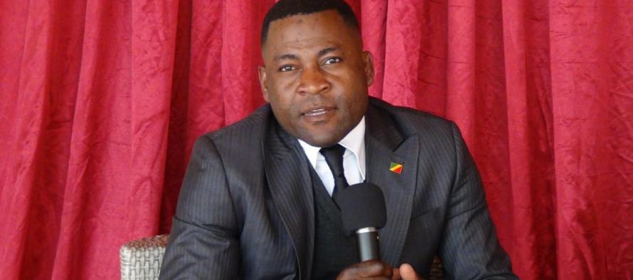 Congo – Brazzaville : Christian Perrin réapparait et fait un petit coucou!