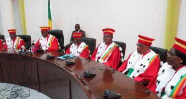 Référendum au Congo : la Cour constitutionnelle proclame les résultats définitifs