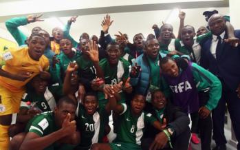 Coupe du Monde U-17: le Nigeria va pouvoir défendre son titre face au Mali