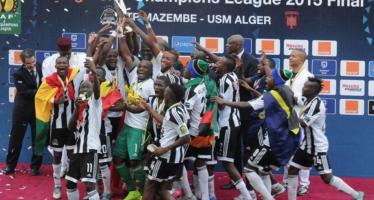 Ligue des champions d'Afrique: le titre aux Congolais du TP Mazembe