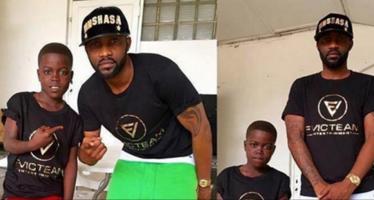RDC : Le jeune schégué Espoir « Leader », intègre le groupe de Fally Ipupa!