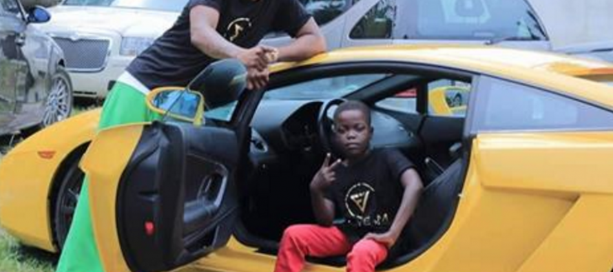 Kinshasa : la vie cruelle de «Petit Leader»