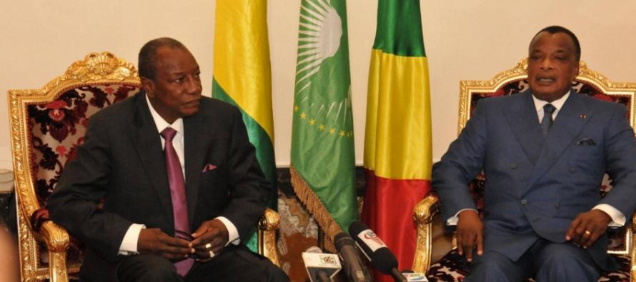 La Guinée refuse de payer les 25 milliards de FCFA qu'elle doit au Congo