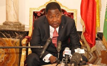 Boni Yayi : «L'Afrique n'est pas venu à Paris pour demander de l'argent ou de l'aide»