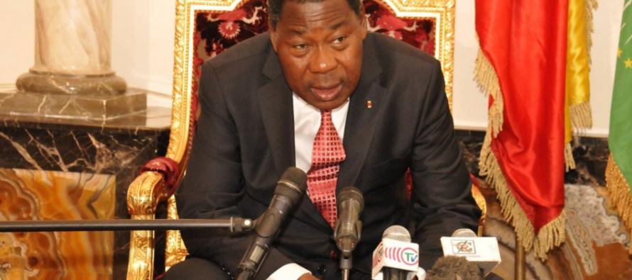 Bénin: Boni Yayi n'a jamais perçu de salaire au-cours de ses 10 ans de mandat (officiel)