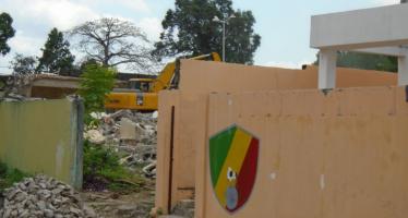 Congo : la Fédération congolaise de football perd son siège