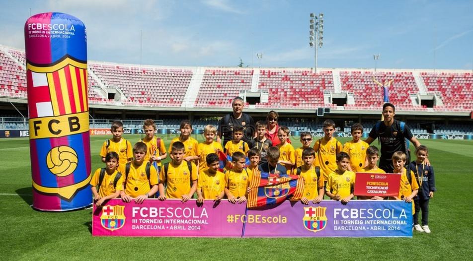 FC Barça ouvre sa première école au Maroc