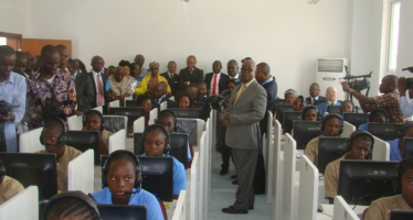 Congo : le lycée scientifique de Massengo ouvre officiellement ses portes