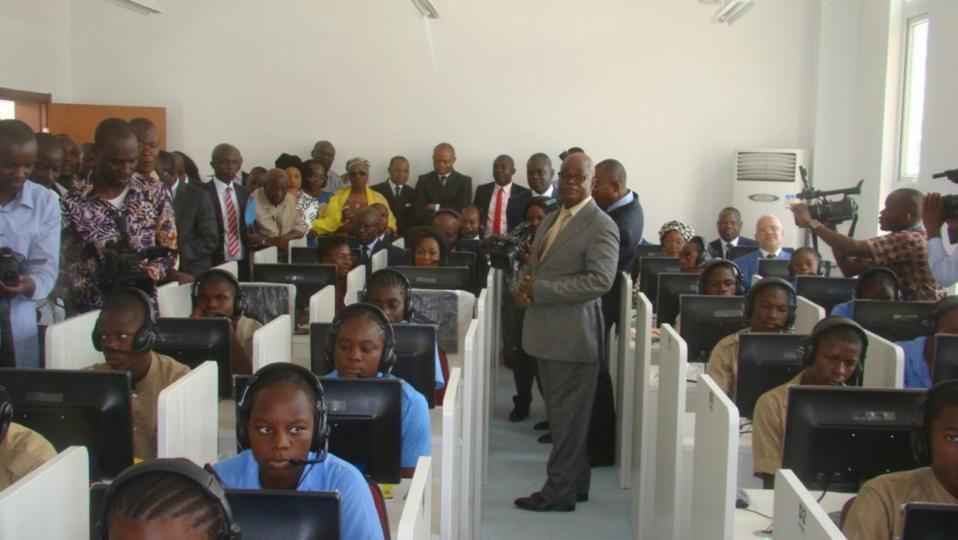 Le lycée scientifique de Massengo ouvre officiellement ses portes