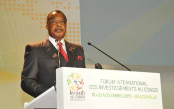 Le Congo veut séduire les investisseurs