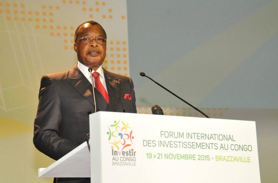 Prés de 800 chefs d'entreprises de divers horizons, prennent part au Forum ''Investir au Congo Brazzaville'', (ICB 2015) dont le coup d'envoi a été donné ce jeudi par le président congolais Denis Sassou N'Guesso.