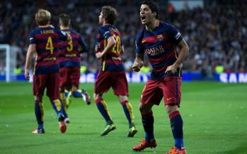 Foot –  Clasico : Le Barça humilie le Real Madrid à Santiago-Bernabeu