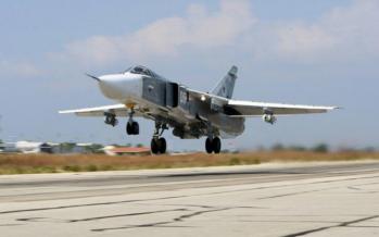 Un pilote russe du Su-24 abattu par la Turquie tué, un autre porté disparu