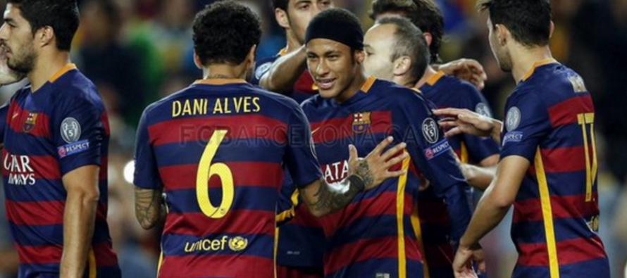 Foot – LDC : le tenant du titre Barcelone qualifié pour les 8èmes sans jouer