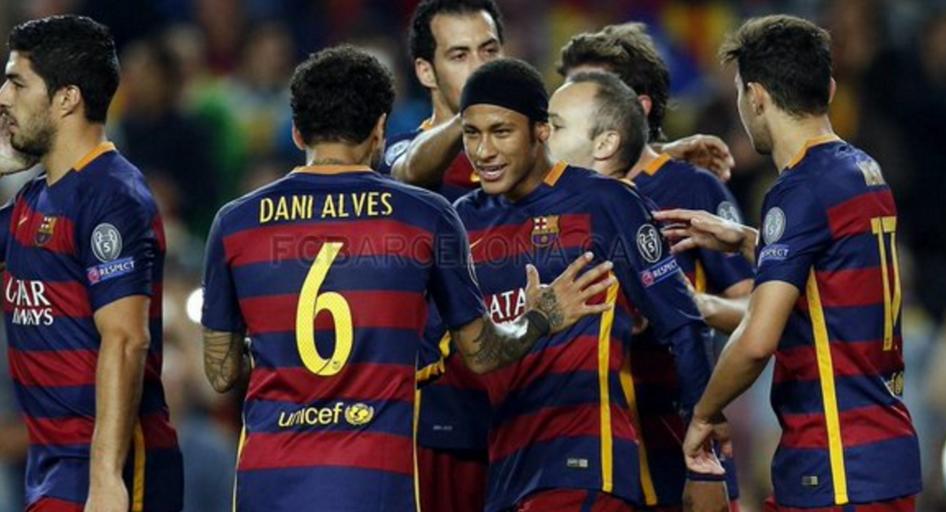 le tenant du titre Barcelone qualifié sans jouer