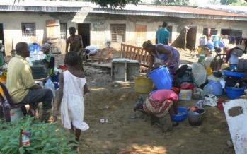 Congo : AprA?s la pluie, le malheur Ai?? Mikalou, Massengo et Ngamakosso