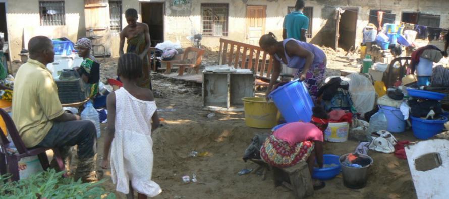 Congo : Après la pluie, le malheur à Mikalou, Massengo et Ngamakosso