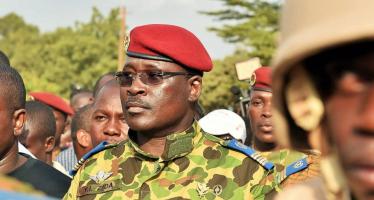 Burkina: Isaac Zida, ex-Premier ministre, poursuivi pour désertion