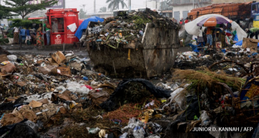 RDC : «Kin la belle» est devenue «Kinshasa la poubelle» croulant sous les ordures
