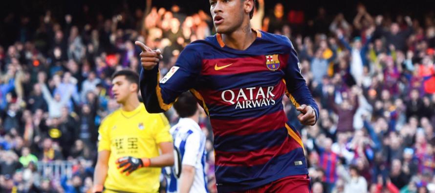 Ballon d'Or 2015 : Neymar en finale avec Messi et Ronaldo