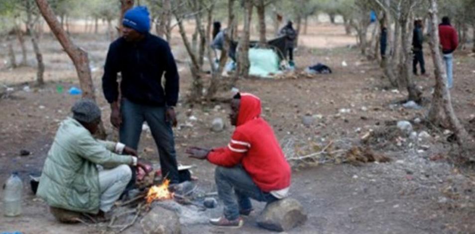 Maroc : Pour gagner l'Europe, des congolais vivent dans la forêt (Photo d'illustration)