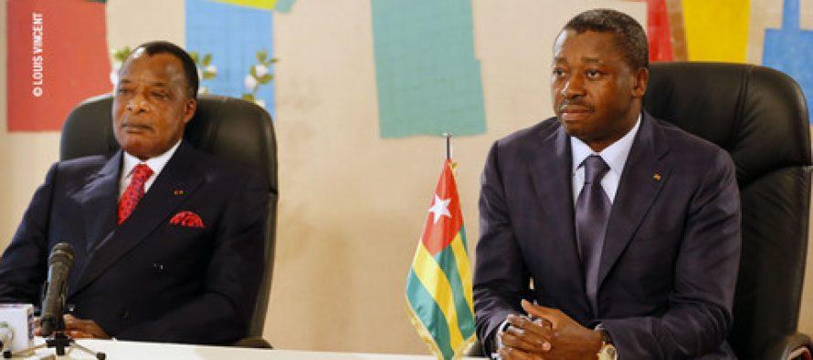 Le président Sassou : 'La menace sécuritaire est à son maximum'